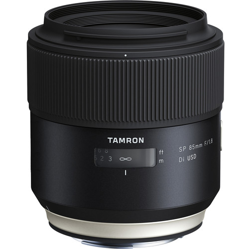 Tamron SP 85mm f/1.8 Di USD Lens for Sony A