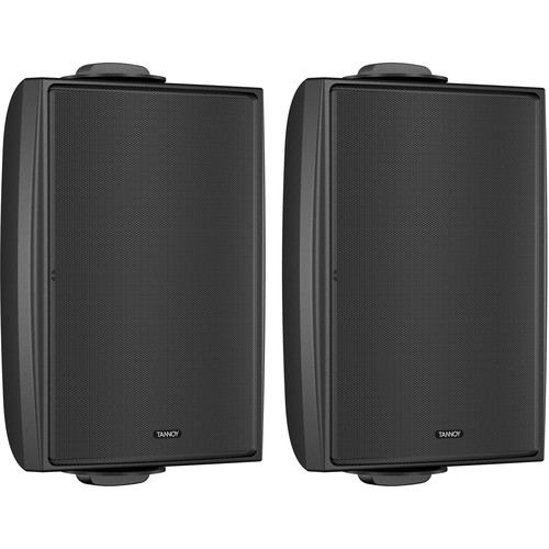 """Tannoy 4"""" Coaxial Surface-Mount Loudspeaker (Black)"""