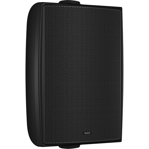 "Tannoy 6"" Coaxial Surface-Mount Loudspeaker (Black)"