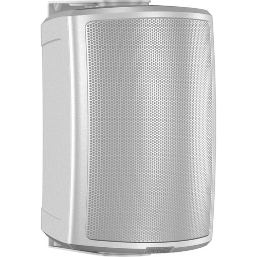 """Tannoy 5"""" Dual Concentric Surface-Mount Loudspeaker for Installation Applications (White)"""
