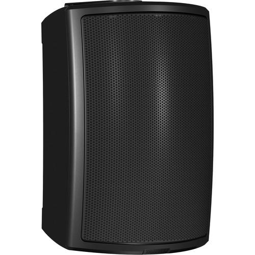 "Tannoy 6"" Dual Concentric Surface-Mount Loudspeaker (Black)"
