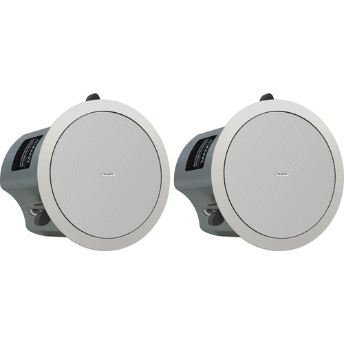 "Tannoy 5"" Full-Range Ceiling Loudspeaker with Dual Concentric Driver (Blind Mount)"