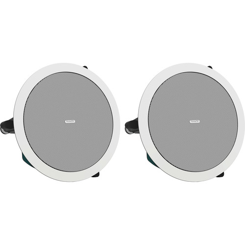 "Tannoy 5"" Full-Range Ceiling Loudspeaker with Dual Concentric Driver (Pre-Install, Pair)"