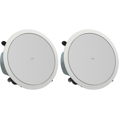 "Tannoy 5"" Full Range Ceiling Loudspeaker with ICT Driver for Installation Applications (Low Profile)"