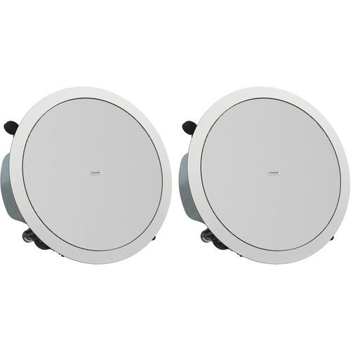 "Tannoy 5"" Full-Range Ceiling Loudspeaker with ICT Driver (Low Profile, Pair)"