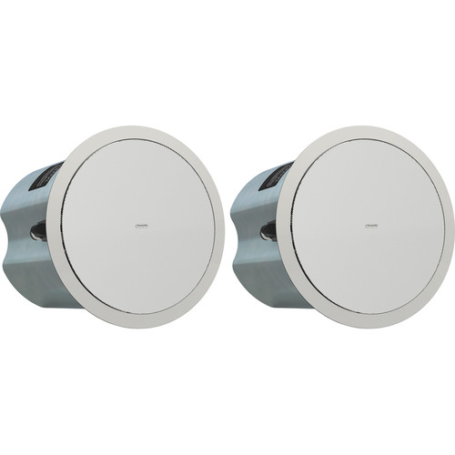 """Tannoy 6"""" Full-Range Ceiling Loudspeaker with Dual Concentric Driver (Blind Mount)"""