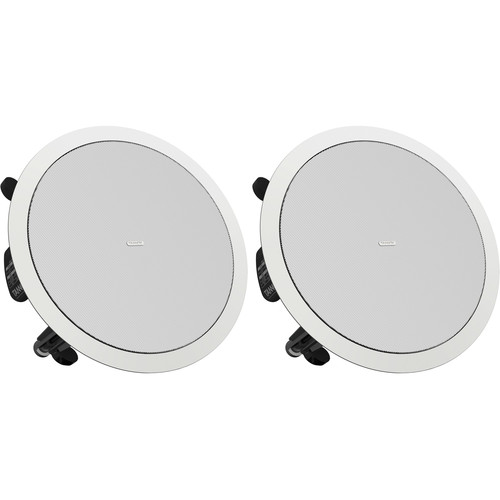"Tannoy 6"" Full-Range Ceiling Loudspeaker with Dual Concentric Driver (Pre-Install)"