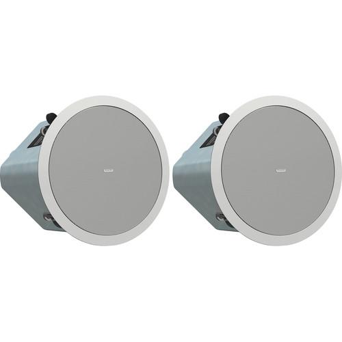 "Tannoy 6"" Full-Range Ceiling Loudspeaker with ICT Driver (Blind Mount, Pair)"