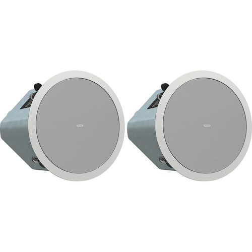 "Tannoy 6"" Full-Range Ceiling Loudspeaker with ICT Driver (Blind Mount, Pair)"