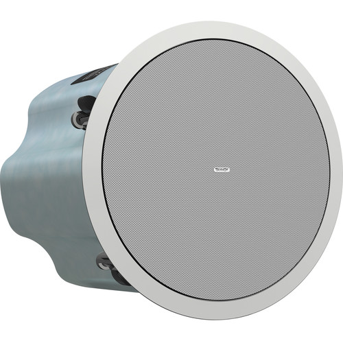 "Tannoy 8"" Full Range Ceiling Loudspeaker with Dual Concrentic Driver for Installation Applications (Blind Mount)"