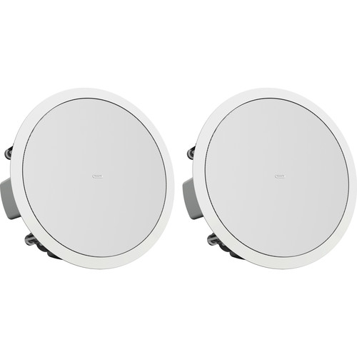 """Tannoy 8""""Full Range Ceiling Speaker w/Coaxial Driver f/Installation(Pre-Install)Singly Priced,Sold In Pairs"""