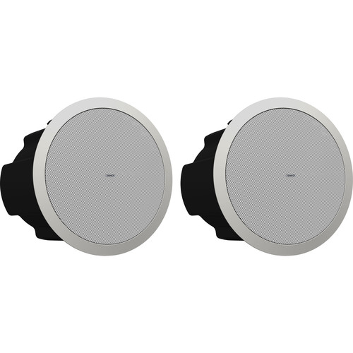 "Tannoy CVS 6 Coaxial In-Ceiling Loudspeaker (Pair, 6"", White)"