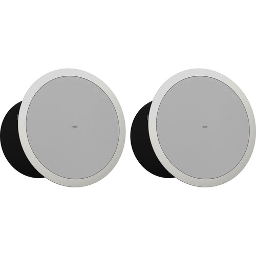 "Tannoy CVS 8 Coaxial In-Ceiling Loudspeaker (Pair, 8"", White)"