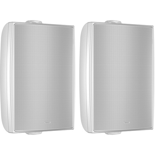 """Tannoy 6"""" Coaxial Surface-Mount Loudspeaker (White, Pair)"""
