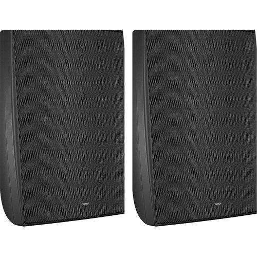 "Tannoy DVS 8 8"" Coaxial Surface Mount Loudspeaker (Black, Pair)"