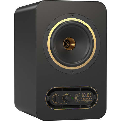 Tannoy Gold 5 200W Biamplified Nearfield Studio Monitor (Single)