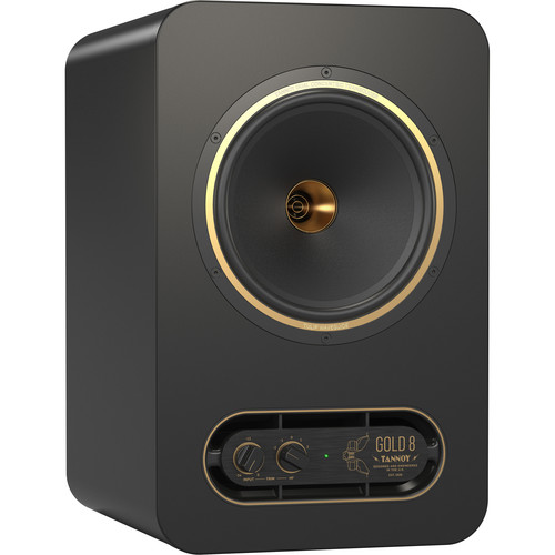 Tannoy Gold 8 300W Biamplified Nearfield Studio Monitor (Single)