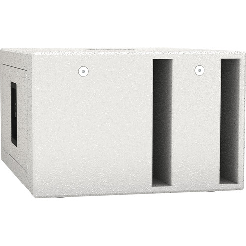 """Tannoy VSX 10BP-WH 10"""" Compact Band-Pass Passive Subwoofer (White)"""