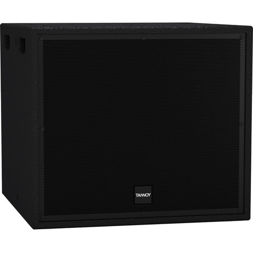 "Tannoy 15"" Direct Radiating Passive Subwoofer (Black)"
