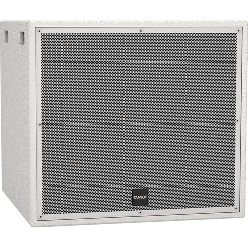 """Tannoy 18"""" Direct Radiating Passive Subwoofer (White)"""