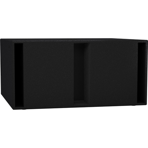 "Tannoy Twin 12"" Compact Band Pass Passive Subwoofer (Black)"