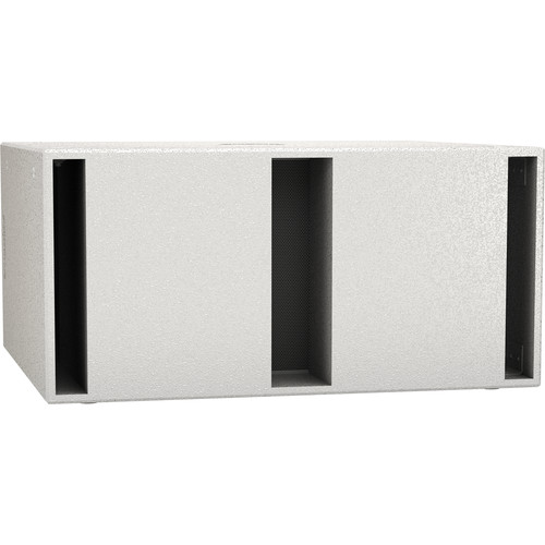 """Tannoy VSX 12.2BP-WH Twin 12"""" Compact Band-Pass Passive Subwoofer (White)"""