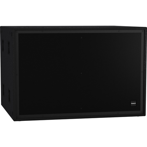 "Tannoy VSX218B Twin 18"" Direct Radiating Passive Subwoofer (Black)"