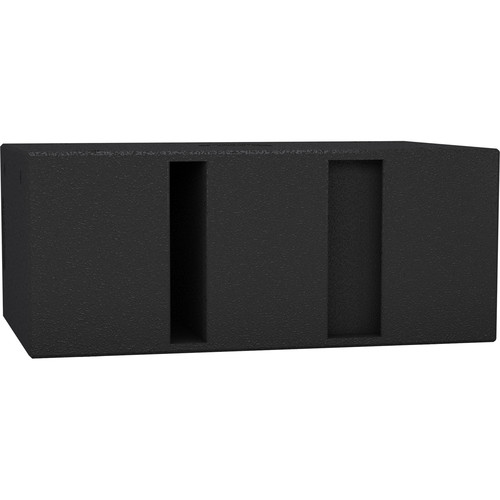"Tannoy VSX 8.2BP Twin 8"" Compact Band-Pass Passive Subwoofer (Black)"