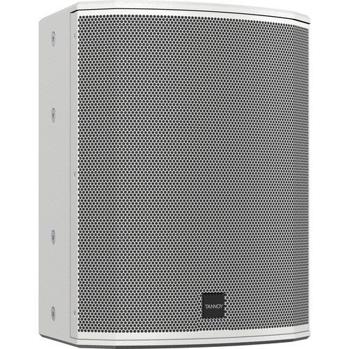 """Tannoy VX12QWH 12"""" PowerDual Full-Range Loudspeaker with Q-Centric Waveguide (White)"""