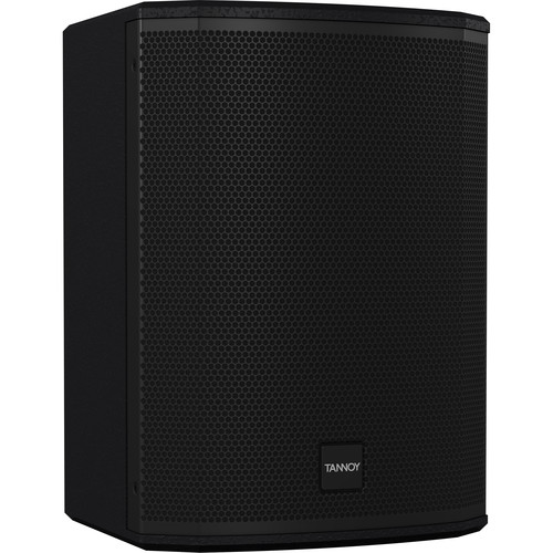 """Tannoy VX 8M 8"""" Dual Concentric Full-Range Loudspeaker with Dual Wedge Angles for Portable and Installation Applications (Pair, Black)"""