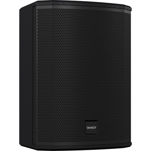 "Tannoy 1600-Watt 8""Dual Coaxial Powered Sound Reinforcement Loudspeaker with Integrated Class-D Amplifier"