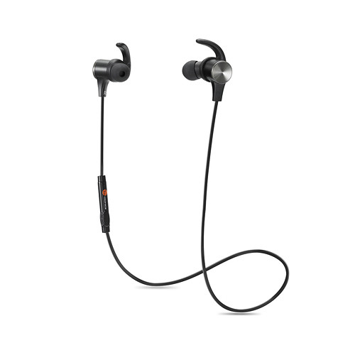 TaoTronics TT-BH07 Wireless Bluetooth In-Ear Headphones (Black)