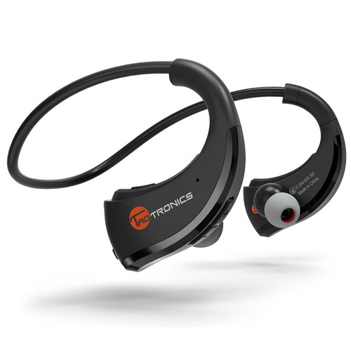 TaoTronics TT-BH09 Wireless Bluetooth In-Ear Headphones (Black)