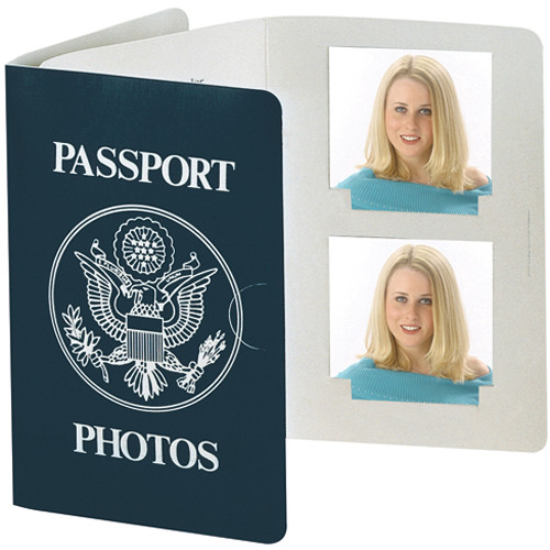 Tap Dual Passport Folder (2 x 2, Box of 250)