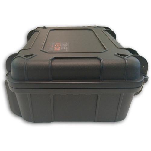 TARGETVISION Camera Hard Case with Custom Foam (Black)