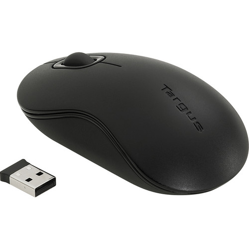 Targus Wireless Optical Laptop Mouse (Black)