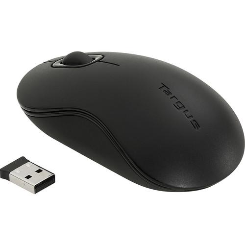 Targus Wireless Optical Laptop Mouse (Black)