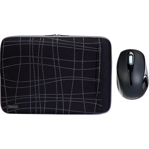 "Targus BUS0287 16"" Laptop Sleeve & Wireless Mouse"