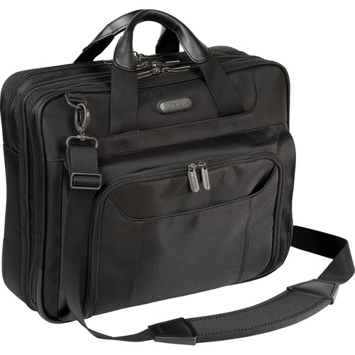 "Targus 14"" Corporate Traveler Checkpoint-Friendly Topload Case (Black)"