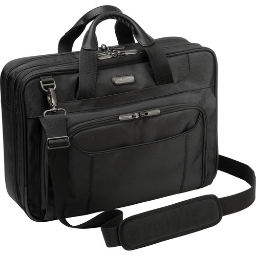"Targus 16"" Corporate Traveler Checkpoint-Friendly Topload Case"