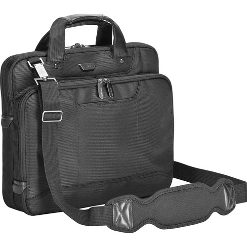 "Targus 14"" UltraThin Corporate Traveler Case for Laptops (Black)"