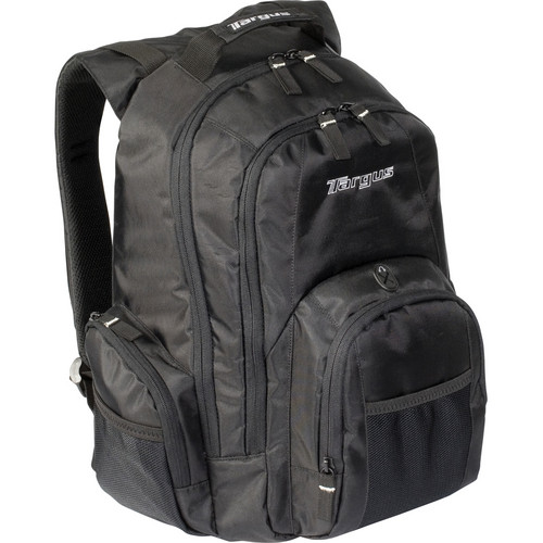 "Targus 17"" Groove Backpack TAA-Approved Case (Black)"