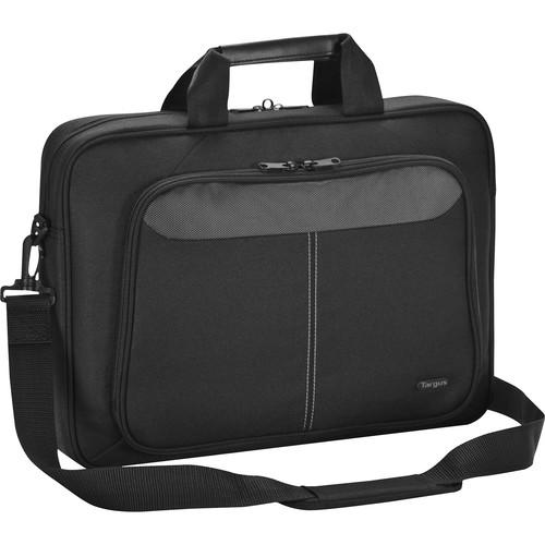 """Targus Intellect Slipcase/Briefcase Shoulder Bag for 14"""" Laptops (Black)"""