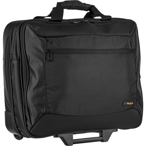 """Targus Rolling Travel Case for 17.3"""" Laptop (Black)"""
