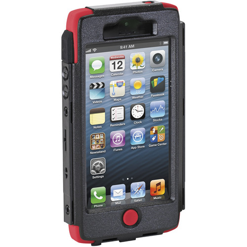Targus SafePORT Rugged Max Pro Case for iPhone 5 (Red)