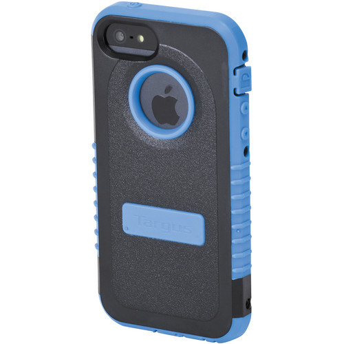 Targus SafePORT Rugged Max Case for iPhone 5 (Blue)