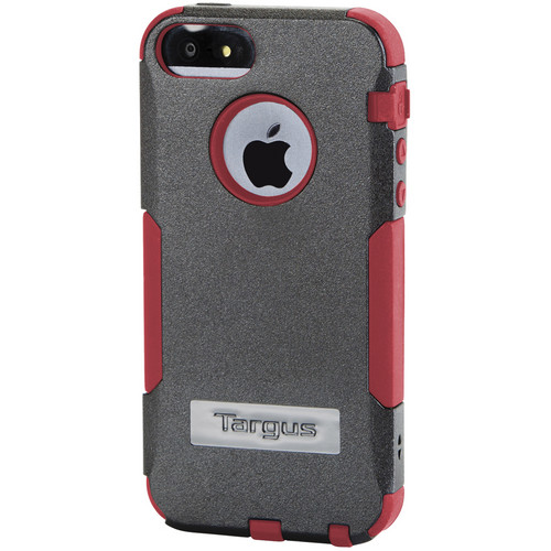 Targus SafePort Rugged Case for iPhone 5 (Red)