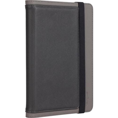 Targus Foliostand Case for iPad Mini 1/2/3 (Black & Gray)
