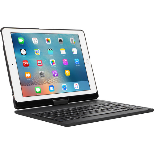 "Targus VersaType Keyboard Case for 9.7"" iPad Pro, iPad Air 2, and iPad Air (Black)"