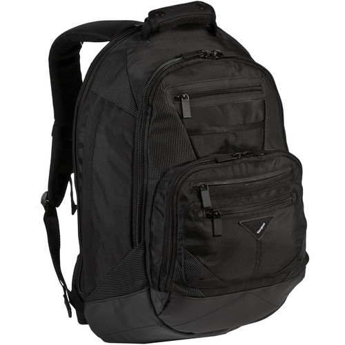 "Targus TSB206US A7 Trek 17"" Backpack (Black)"